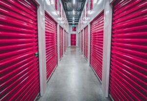 storage units in glasgow